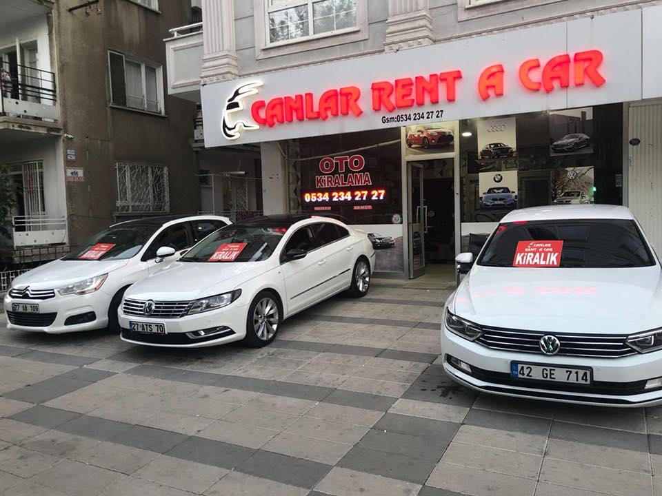 Canlar Rent A Car